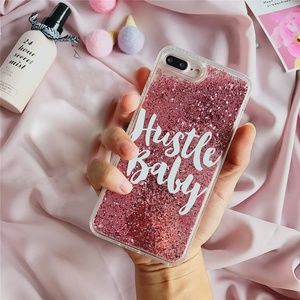 Accessories - NEW NEW NEW Hustle Baby iPhone Case